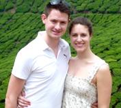 Mrs. Charity & Mr. Daniel Baxter _testimonial _indian jurneys