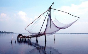 The-indian-tour-packages---chinese-fishing-net